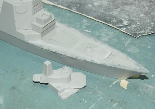 艦船模型講座・・・仕上がりを良くする『一手間』(ホビーコーナー)