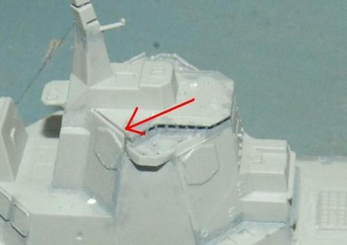 艦船プラモデル・仕上がりを良く見せる『ひと手間』