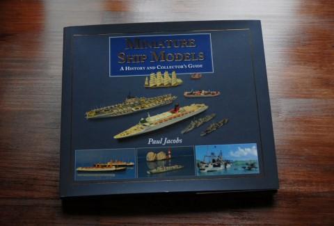 船舶模型の輸入書籍・・1/1250コーナーより