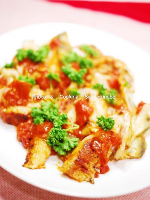 チカのトマト煮