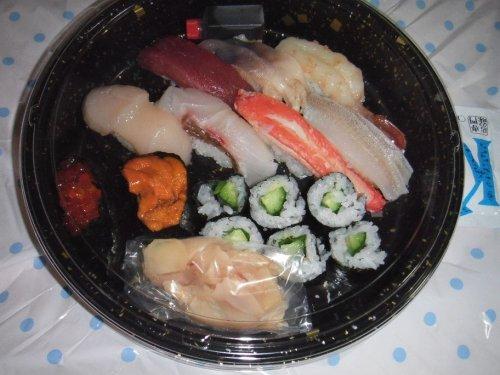 ゼロクラさんからの辰巳寿司