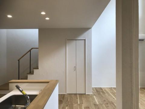 『小上がり収納のある家』施工事例を追加しました!