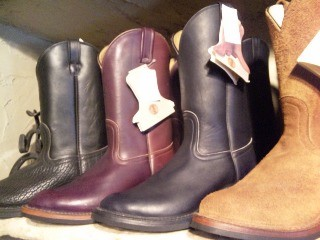 HATHORN WESTERN BOOTS COLLECTION!!