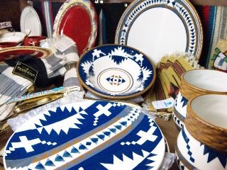 PENDLETON Dinnerware and Bath Accessorie! & PENDLETON Dinnerware and Bath Accessorie!!|GOLD RUSH BLOG by GOLD ...
