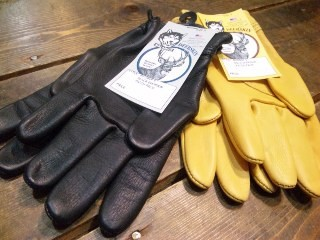 CHURCHILL GLOVE DEERSKIN GLOVE!!