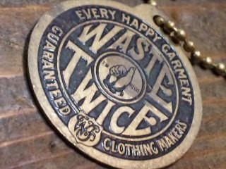 WASTE TWICE Oild Navy Jacket!!