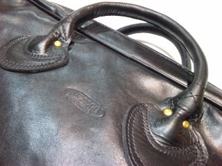 VANSON BRIEFCASE(BLACK) 再入荷!!