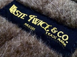 WASTE TWICE / OLD HALF COAT