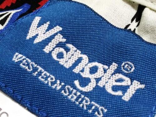 Wrangler / WESTERN SHIRT