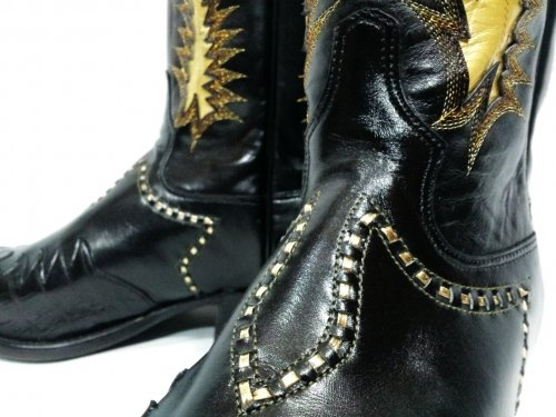 "Tony Lama / LE WESTERN BOOTS ""500 Limited Edition"""