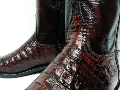LUCCHESE CLASSIC / E2118 ROPER BOOTS