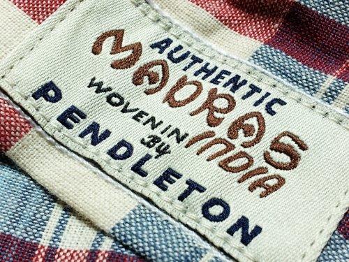 "PENDLETON / LS Oceanside BD Shirt ""JPN FIT"" 再入荷"