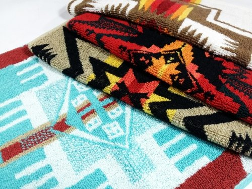 PENDLETON / Custom Jacquard Towels (Wash)