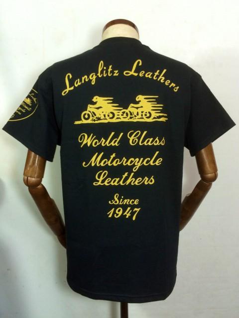 LANGLITZ LEATHERSのTシャツが続々と入荷しております!(^o^)