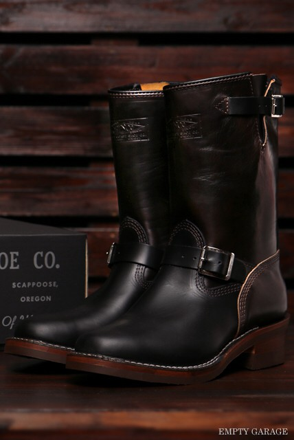 GOLD RUSH店にて、WESCO 2014 Limited Model BOOT'Sをご紹介!(^o^)