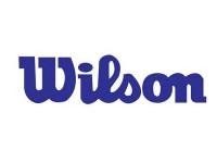 WILSON-ショールカラースウェット。