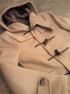 Gloverall DUFFLE SHORT COAT 。