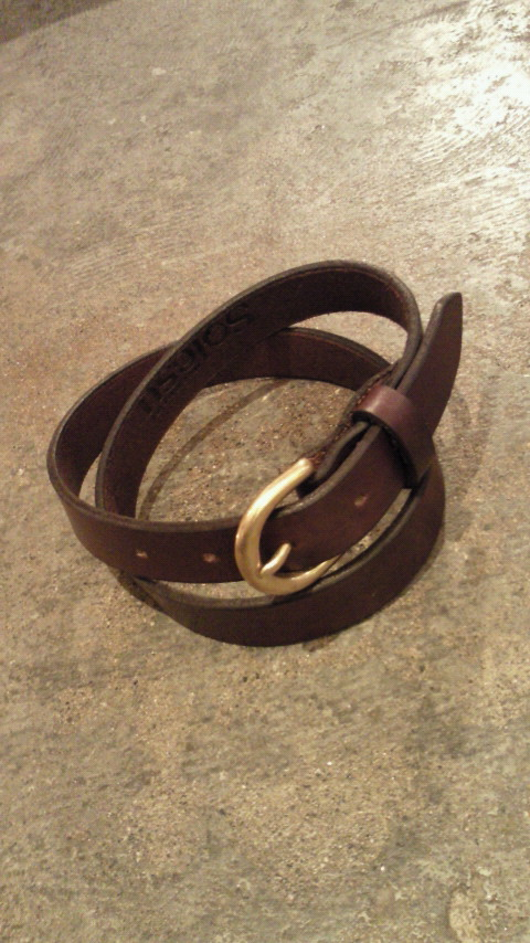 SOLE SURVIVOR 1Casuai Belt