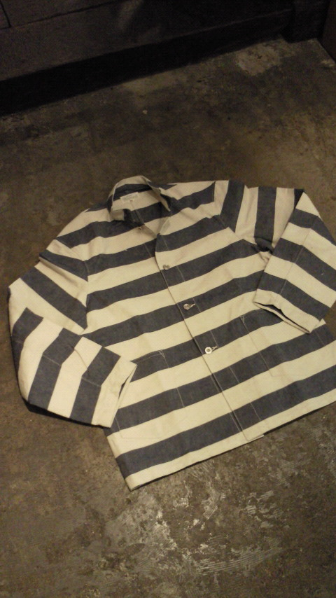 WAREHOUSE PRISONER JACKET