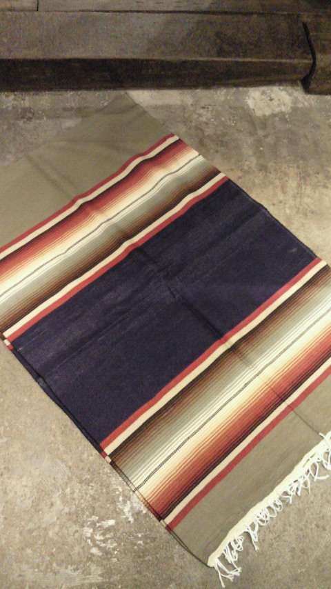 EL PASO SADDLE BLANKET Serapes!!! その1