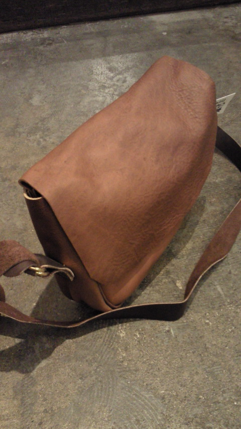 LEELANAU SMALL MESSENGER BAG