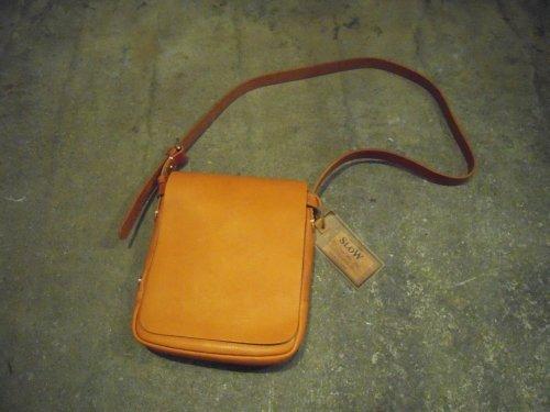 SLOW bono-shoulder bag M