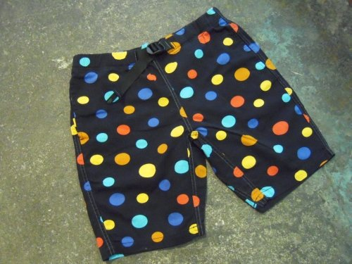 WILDTHINGS MULTI DOT CLIMBING SHORT