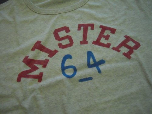 RIDING HIGH MISTER 64 TEE