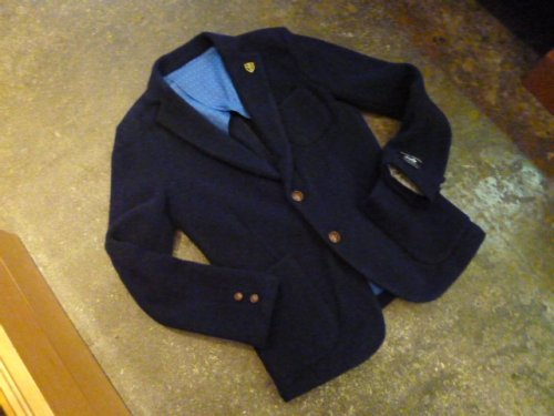 Bibury Court 2B Knit Jacket