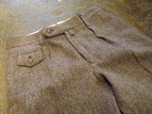 Bibury Court Tweed Trousers