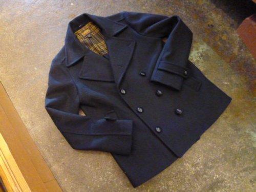 PENDLETON Bandon Pea Coat
