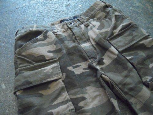 STUDIO ORIBE 8 POCKET PANTS (CAMO)