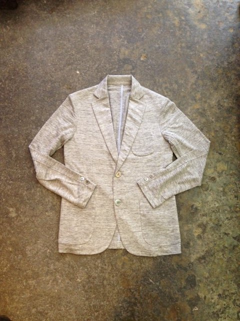 Bibury Court 2B Linen Jacket