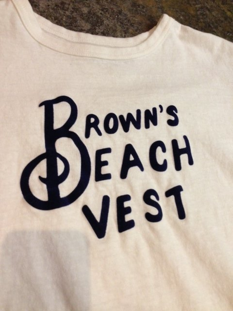 Brown's Beach TEE