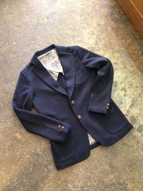 Bibury Court SB 2B Knit Jacket!!!!!着心地抜群でございます。