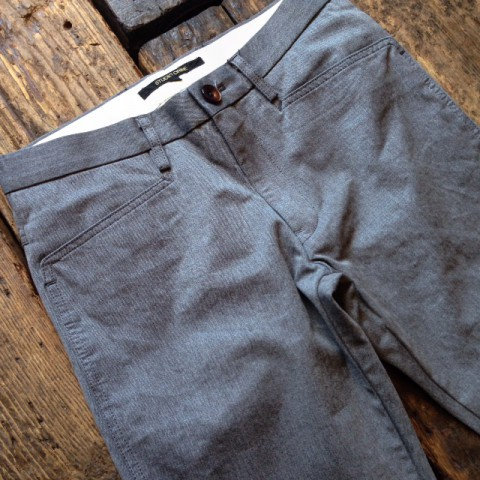STUDIO ORIBE L POKET PANTS 新色