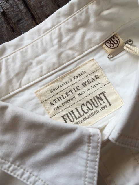 FULLCOUNT COTTON WORK SHIRTS