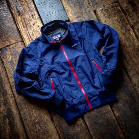 パタゴニアジャケット合わせてみました。『パタゴニアバギーズジャケット』