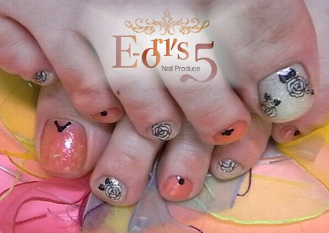 Design of my Foot nail。