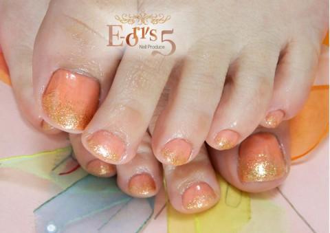 京都のMy nail ~Foot~