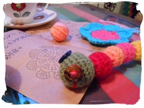 編み編み会終了~♪