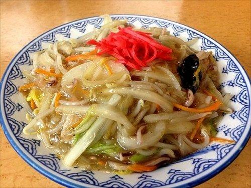 中華料理の味福さん①
