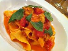 海水ウニを手打ちパスタで@イタリア料理オステリア アルペスカ
