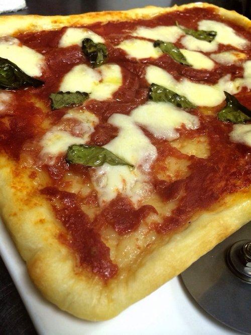 フラゴリーノの限定ピッツァはディナーだけ!