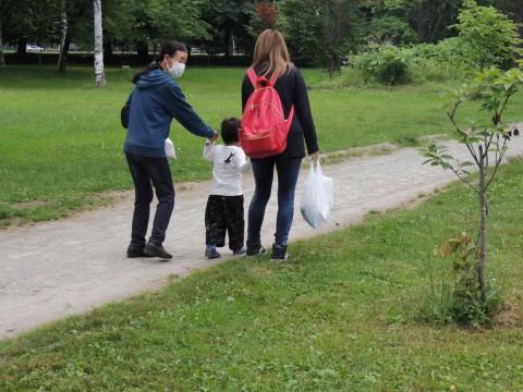 緑ヶ丘公園 散歩。