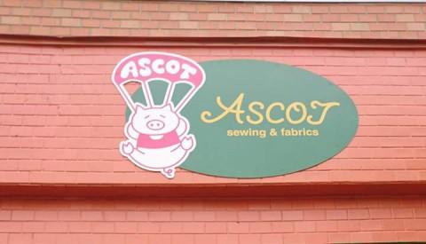 9月アスコット出店中止のお知らせ