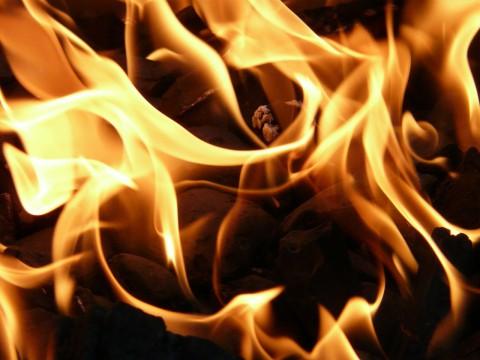 火事の夢を見て情熱を目覚めさせるヒーリングをしよう!と決めた♪
