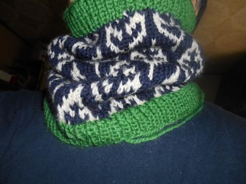 ゴールデンウイークも編み編み!