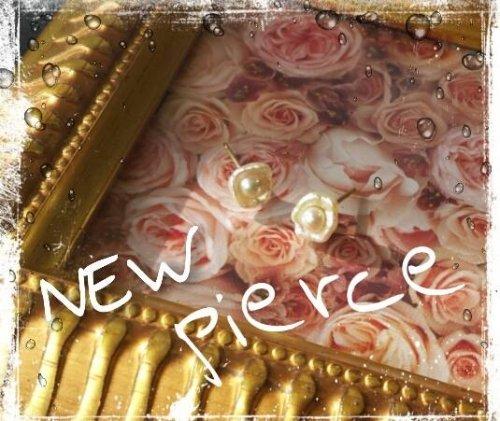 NEW 真珠の花びらピアス(〃∇〃) などなど