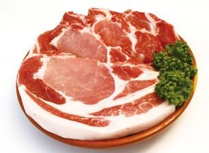 美味しそうな豚肉